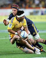 Super Rugby Hurricanes v Highlanders (Dunedin) 2014