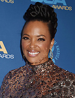HOLLYWOOD, CA - FEBRUARY 02: Aisha Tyler  attends the 71st Annual Directors Guild Of America Awards at The Ray Dolby Ballroom at Hollywood & Highland Center on February 02, 2019 in Hollywood, California.<br /> CAP/ROT/TM<br /> ©TM/ROT/Capital Pictures