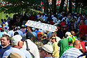 FANS during the saturday foursomes of the 37th Ryder Cup Matches, September 16 - 21, 2008 played at Valhalla Golf Club, Louisville, Kentucky, USA ( Picture by Phil Inglis ).... ......