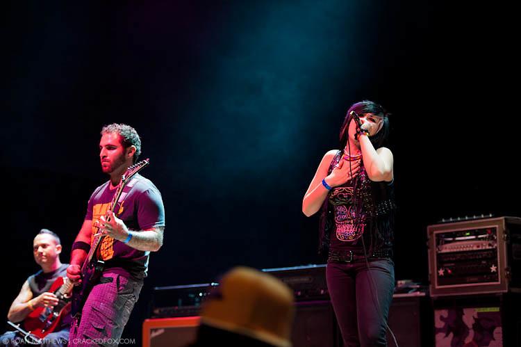 Failed to Reason :<br /> Alyssa Simmons - Vocals <br /> Jason Beard - Bass <br /> Jason Joachim - Guitars <br /> Mark Moreno - Percussion <br /> Patrick Pennington - Guitars