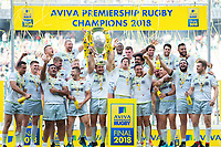 Aviva Premiership Final: Exeter Chiefs v Saracens