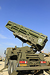 Israel, IMI's LYNX - Autonomous Multi Purpose Launching System at the Armored Corps Memorial Site and Museum in Latrun