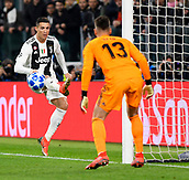 2018 UEFA Champions League Football Juventus v Valencia Nov 27th