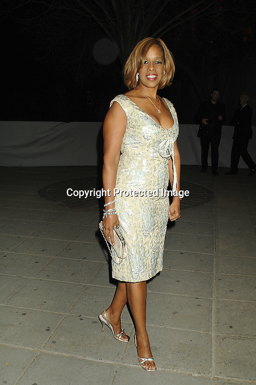 Gayle King ..arriving at The Vanity Fair Party to celebrate the 6th Annual ..Tribeca Film Festival on April 24, 2007 at The State Supreme Courthouse. ..Robin Platzer, Twin Images