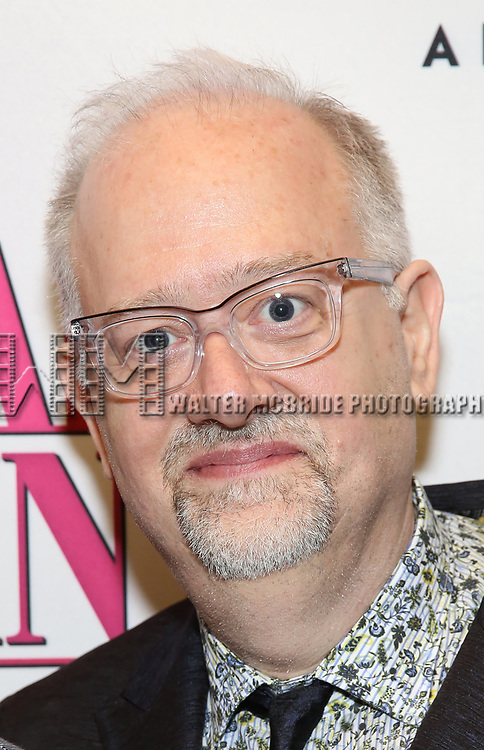 Doug Wright attends the Broadway opening night after party for 'War Paint' at Gotham Hall on April 6, 2017 in New York City