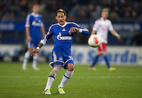 Football: Germany, 1. Bundesliga.FC Schalke 04.Jermaine Jones