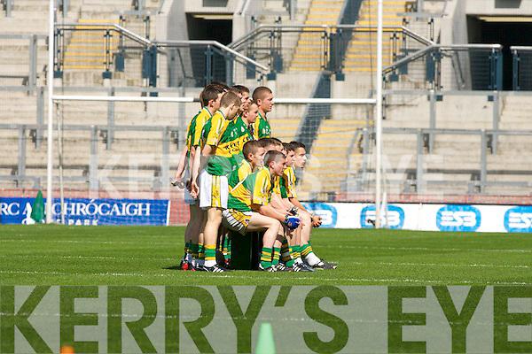 Kerry v Mayo All-Ireland Minor Semi-Final at Croke park on Sunday 24th August 2008   Copyright Kerry's Eye 2008