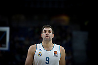 Real Madrid Felipe Reyes during Turkish Airlines Euroleague match between Real Madrid and Crvena Zvezda at Wizink Center in Madrid, Spain. December 01, 2017. (ALTERPHOTOS/Borja B.Hojas) /NortePhoto.com NORTEPHOTOMEXICO