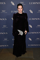 LONDON, UK. October 01, 2019: Olivia Colman at the Luminous Gala 2019 at the Roundhouse Camden, London.<br /> Picture: Steve Vas/Featureflash