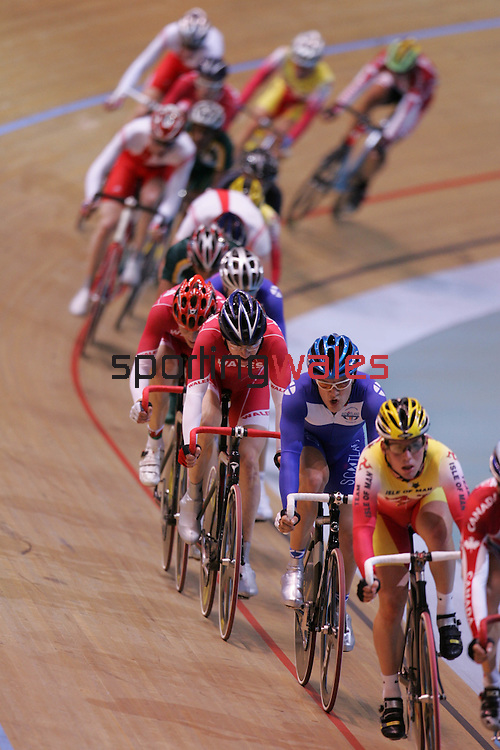 Commonwealth Games Track Cycling.Melbourne Multi Purpose Venue.©Steve Pope.Steve Pope Photography.The Manor .Coldra Woods.Newport.South Wales.NP18 1HQ.07798 830089.01633 410450.steve@sportingwales.com.