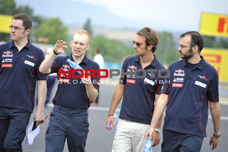 Jean Eric Vergne [FRA] Scuderia Toro Rosso <br />  Foto &copy; nph / Mathis