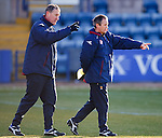 100209 Scotland Squad training