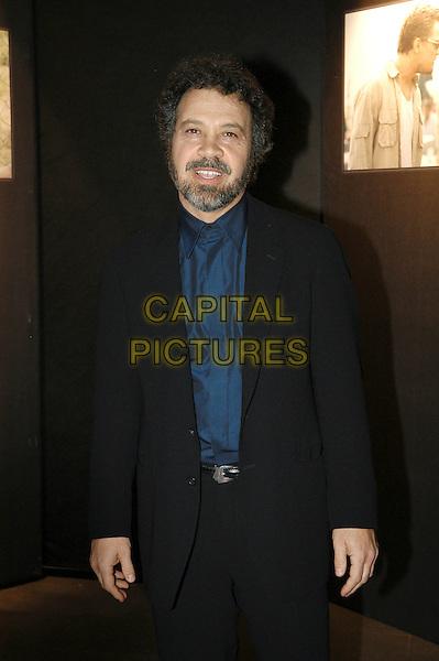 "EDWARD ZWICK.""Blood Diamond"" photocall at Cinema Warner Moderno, Rome, Italy..half length  black beard facial hair suit jacket .January 24th, 2007.CAP/CAV.©Luca Cavallari/Capital Pictures"