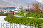 Gareth Carville runners at the Kerry's Eye Tralee, Tralee International Marathon and Half Marathon on Saturday.