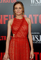 "NEW YORK, NY - July 11: Diane Kruger attends the New York remiere of ""The Infiltrator"" at the Loewa AMC on July 11, 2016 in New York City.Photos  by: John Palmer/ MediaPunch"