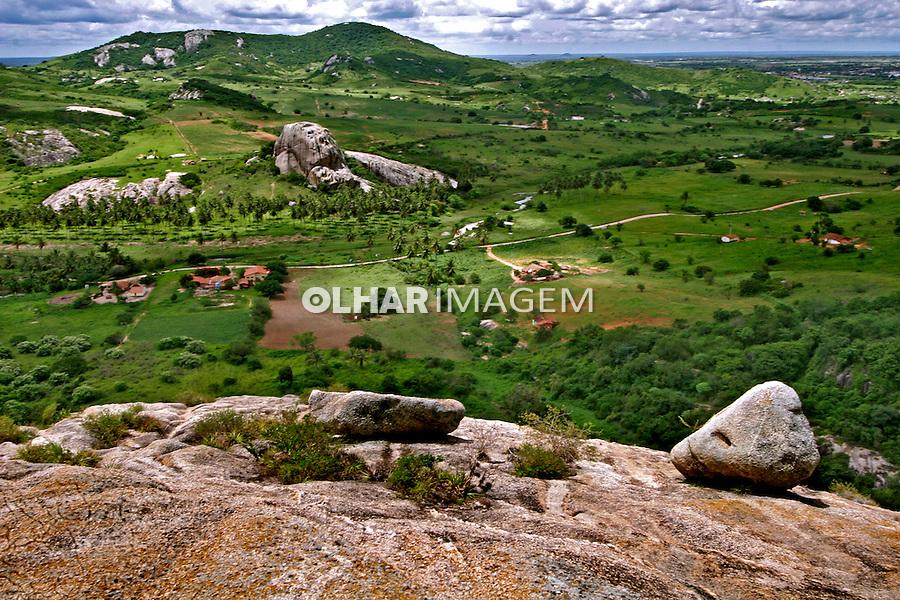 Parque Estadual Pedra da Boca, municipio de Araruna. Paraiba. 2014. Foto de Kleide Teixeira