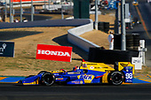 Verizon IndyCar Series<br /> GoPro Grand Prix of Sonoma<br /> Sonoma Raceway, Sonoma, CA USA<br /> Sunday 17 September 2017<br /> Alexander Rossi, Curb Andretti Herta Autosport with Curb-Agajanian Honda<br /> World Copyright: Jake Galstad<br /> LAT Images