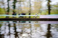 Kobe Goossens (BEL/Telenet-Fidea/U23) speeding along<br /> <br /> Superprestige Gavere 2014