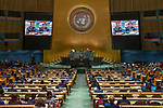 General Assembly: 16th meeting<br /> <br /> 	<br /> His Excellency Bakhtiyor IBARGIMOV Chair of Delegation of Uzbekistan