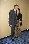 Rebecca Budig and husband Michael Benson on March 21, 2013 at the HeartShare 25th Annual Spring Gala and Auction at the New York Marriott, NYC, NY.  (Photo by Sue Coflin/Max Photos)
