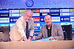 210613 Rafa Benitez Napoli manager