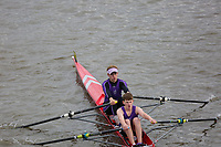 Crew: 149  Wycliffe College Boat Club - Op J16 2x Club<br /> <br /> Pairs Head 2019<br /> <br /> To purchase this photo, or to see pricing information for Prints and Downloads, click the blue 'Add to Cart' button at the top-right of the page.