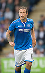 St Johnstone FC Season 2013-14<br /> Stevie May<br /> Picture by Graeme Hart.<br /> Copyright Perthshire Picture Agency<br /> Tel: 01738 623350  Mobile: 07990 594431