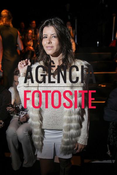B&aacute;rbara Feu<br /> <br /> GIG Couture<br /> <br /> S&atilde;o Paulo Fashion Week- Ver&atilde;o 2016<br /> Abril/2015<br /> <br /> foto: Midori de Lucca/ Ag&ecirc;ncia Fotosite