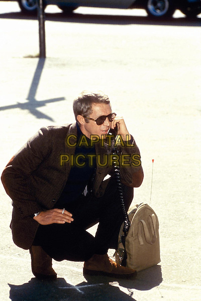 STEVE McQUEEN.in Bullitt (1968).*Filmstill - Editorial Use Only*.CAP/FB.Supplied by Capital Pictures.