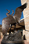 Bird statue at the Wildlife Museum, Denver, Colorado, USA John offers private photo tours of Denver, Boulder and Rocky Mountain National Park. .  John leads private, wildlife photo tours throughout Colorado. Year-round. .  John offers private photo tours in Denver, Boulder and throughout Colorado. Year-round.