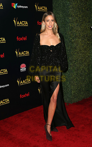 4 January 2019 - West Hollywood, California - Renee Bargh. the 8th AACTA International Awards held at Skybar at Mondrian.        <br /> CAP/ADM/FS<br /> ©FS/ADM/Capital Pictures