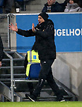 20.01.2018, Wirsol Rhein-Neckar-Arena, Sinsheim, GER, 1.FBL, TSG 1899 Hoffenheim vs Bayer 04 Leverkusen, im Bild<br />Trainer Heiko Herrlich (Leverkusen)<br /> Foto &copy; nordphoto / Bratic