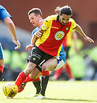 Jason Holt and Adam Barton