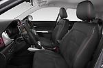 Front seat view of a 2018 Suzuki Vitara GLX  S 5 Door SUV front seat car photos