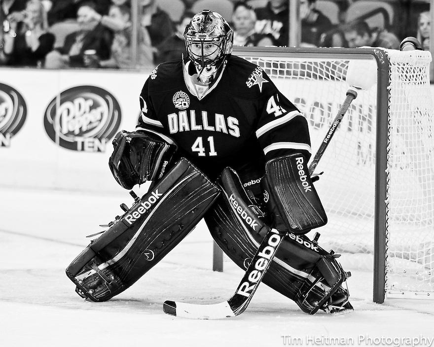 Jan 26, 2013; Dallas, TX, USA;  St. Louis Blues at Dallas Stars