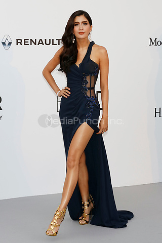 Praya Lundberg at the amfAR Gala Cannes 2017 at Hotel du Cap-Eden-Roc on May 25, 2017 in Cap d'Antibes, France. Credit: John Rasimus /MediaPunch ***FRANCE, SWEDEN, NORWAY, DENARK, FINLAND, USA, CZECH REPUBLIC, SOUTH AMERICA ONLY***
