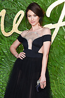 Olga Kurylenko<br /> arriving for The Fashion Awards 2017 at the Royal Albert Hall, London<br /> <br /> <br /> &copy;Ash Knotek  D3356  04/12/2017