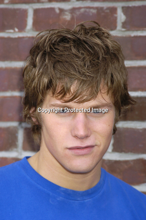 Zach Roerig ..at the P and G Party for The Hot Men of As The World Turns and Guiding Light on April 21, 2005 at Crobar. ..The Party was planned by David Turtura and was filmed for his TV Show on The Discovery Channel. Some of the Soap Stars helped set up the party.           Photo by Robin Platzer, Twin Images