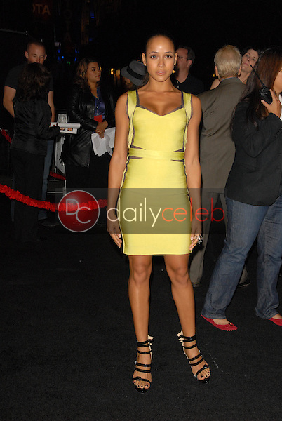 "Dania Ramirez<br /> at the premiere of '2012,"" Regent Cinemas L.A. Live, Los Angeles, CA.  11-3-09<br /> David Edwards/DailyCeleb.com 818-249-4998"