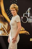 Anne Richard attends Photocall - 54th Monte-Carlo TV Festival - Monaco