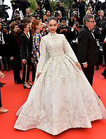 "CANNES, FRANCE. May 19, 2019: Min Pechaya  at the gala premiere for ""A Hidden Life"" at the Festival de Cannes.<br /> Picture: Paul Smith / Featureflash"