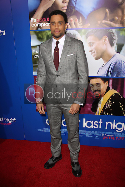 Michael Ealy<br />