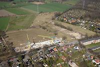Reinbeker Redder Neubaugebiet: EUROPA, DEUTSCHLAND, HAMBURG, (GERMANY), 27.03.2017: Reinbeker Redder Neubaugebiet