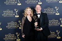 PASADENA - May 5: Roslyn Kind in the press room at the 46th Daytime Emmy Awards Gala at the Pasadena Civic Center on May 5, 2019 in Pasadena, California