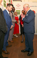 11/03/2020 - Chris Ramsey, Levi Roots, Kate Garraway and Prince Charles at The Princes Trust Awards 2020 At The London Palladium. Photo Credit: ALPR/AdMedia