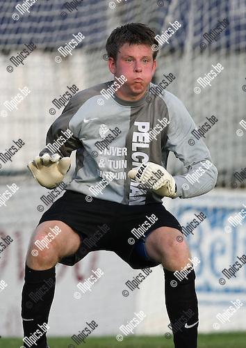 2009-07-23 / Voetbal / seizoen 2009-2010 / KV Turnhout / Joris Claessen..Foto: Maarten Straetemans (SMB)