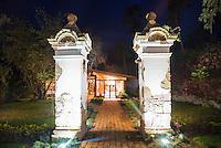 Hacienda Piman Garden Hotel, accommodation near Ibarra, Ecuador, South America