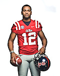 Ole Miss receiver Donte Moncrief in Oxford, Miss. on Friday, August 3, 2012.