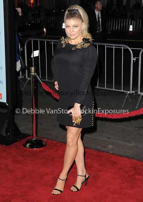 Stacy Ferguson Duhamel aka Fergie at The Relativity Media US Premiere of Safe Haven held at The Grauman's Chinese Theater in Hollywood, California on February 05,2013                                                                   Copyright 2013 Hollywood Press Agency