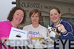 Mary C Kelly centre who is holding a coffee morning in aid of the Irish Sudden Infant Death Association in the Killarney Royal Hotel on Friday 26th February with her friends Susan Pierce (left) and Eileen O'Keeffe